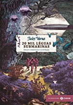 20 mil léguas submarinas: edição comentada e ilustrada (Clássicos Zahar)