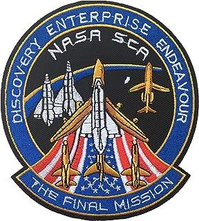 The Final Mission - Nasa SCA Patch Space Shuttle Discover Enterprise Endeavour