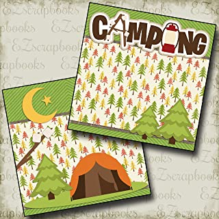 Best camping scrapbook layouts Reviews