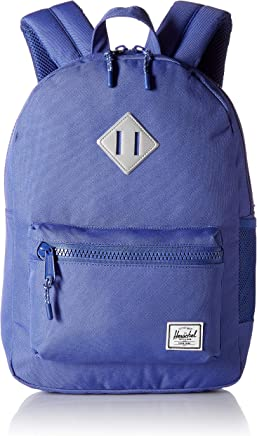 e211992fa Herschel 10312-02209-OS Heritage Youth Casual Daypacks Backpack for Kids -  Deep Ultramarine