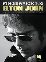 Fingerpicking Elton John: 15 Songs Arranged for Solo Guitar