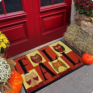 Door Mat - Welcome Mat - Fall Door Mat - Indoor Door Mat - Door Mats Indoor - Door Mats - 30x18 Indoor Rugs for Entryway -...