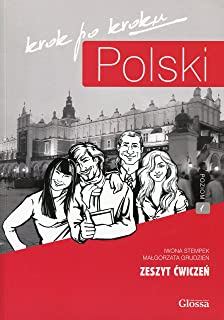 Polski, Krok po Kroku 1: Zeszyt cwiczen - Edition en polonais: Zeszyt ćwiczeń. Poziom 1