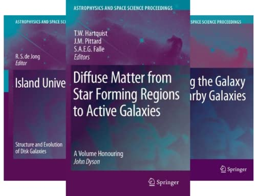 Astrophysics and Space Science Proceedings (41 Book Series)