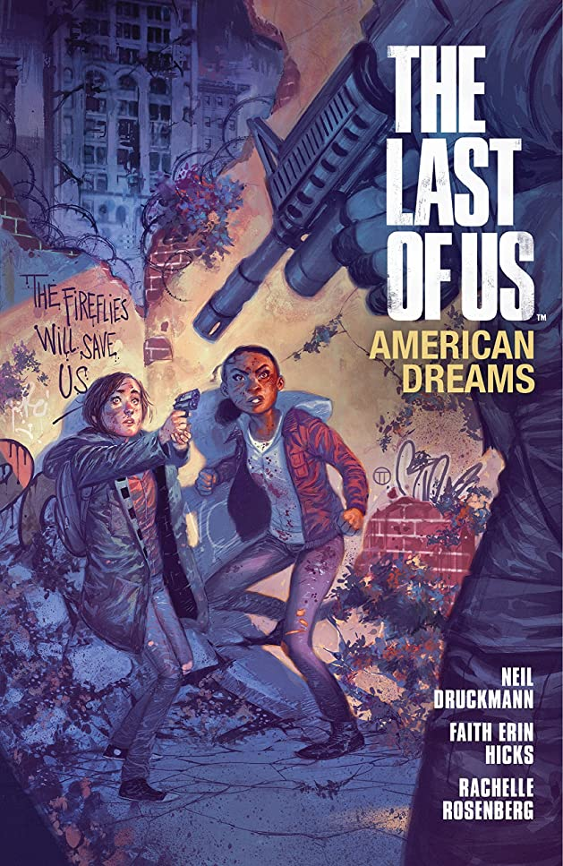 舌な曲げるセンサーThe Last of Us: American Dreams (English Edition)