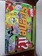 Mattel Scene It? Nickelodeon DVD Board Game