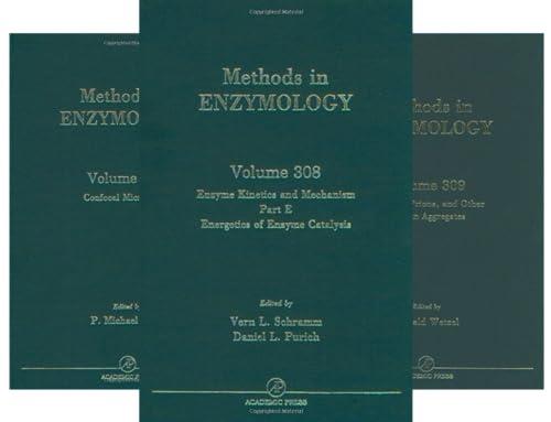 Methods in Enzymology (50 Book Series)