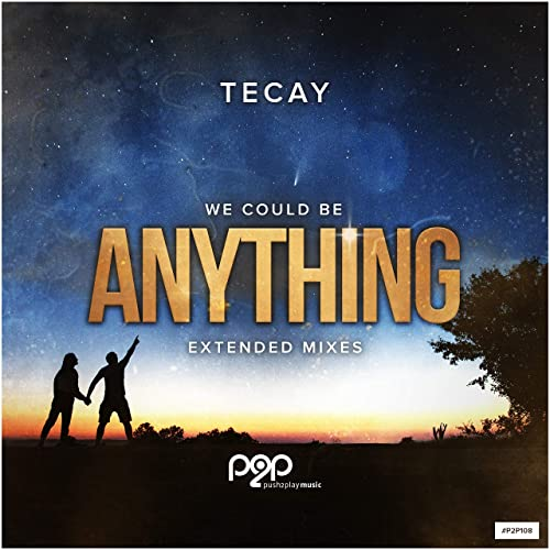 TeCay - Anything (Extended Mixes)