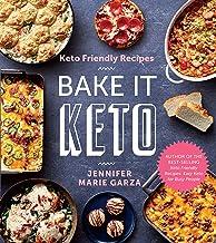 Keto Friendly Recipes: Bake It Keto PDF