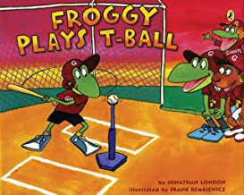Froggy Plays T-ball
