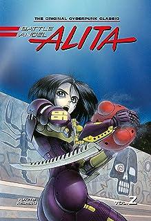 Battle Angel Alita Deluxe Edition 2
