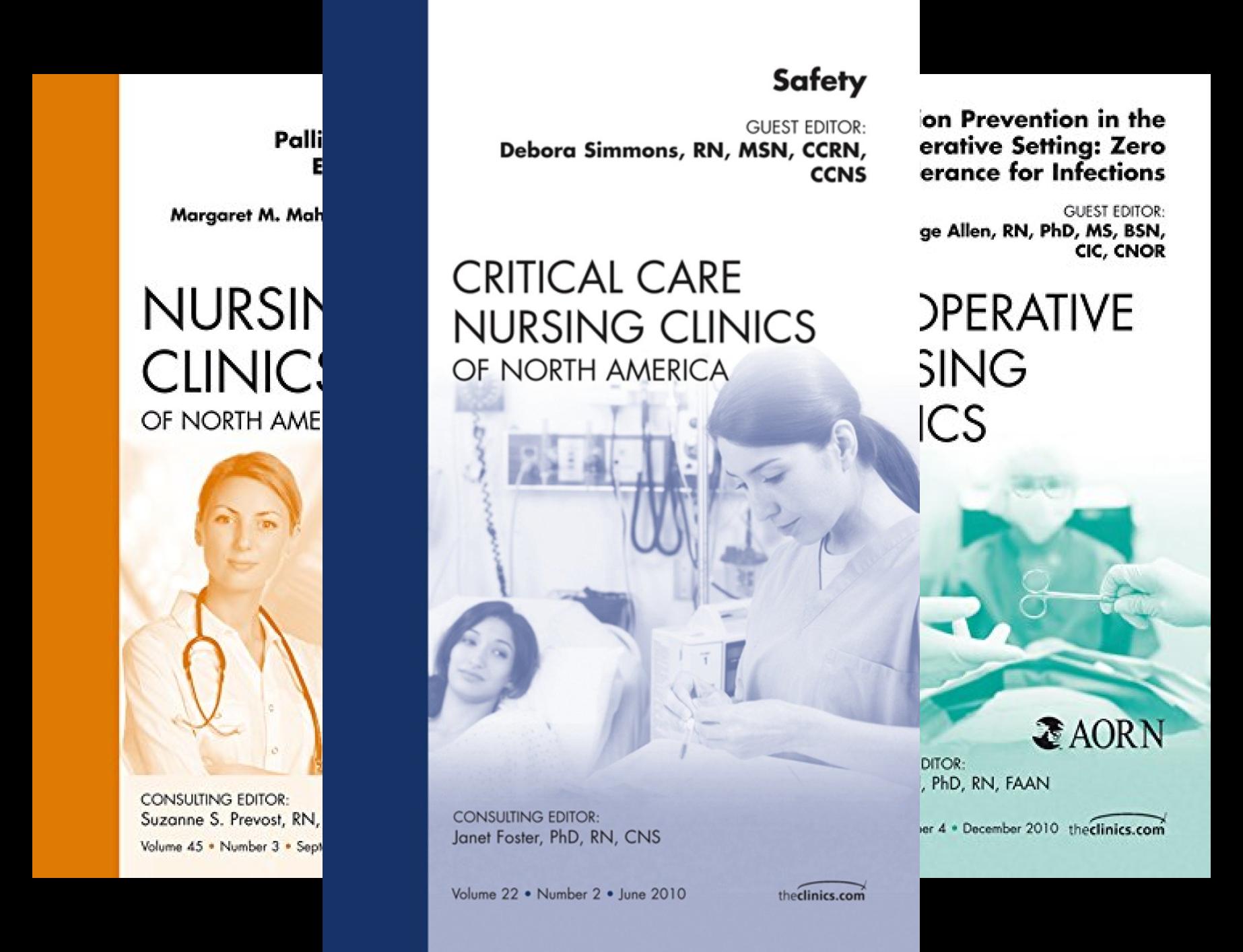 The Clinics: Nursing (50 Book Series)