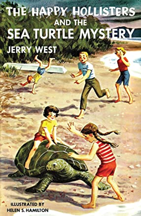The Happy Hollisters and the Sea Turtle Mystery: (Volume 26) (English Edition)