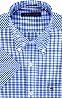 3bc964729 Amazon.com: Tommy Hilfiger - Dress Shirts / Shirts: Clothing, Shoes ...
