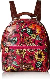 Mini Crossbody Backpack