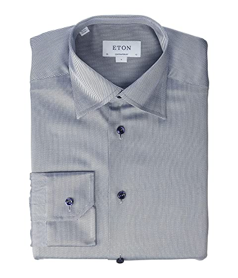 Eton Contemporary Fit Solid Shirt