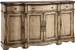 Stein World Furniture Gentry Credenza, Antique Dustry Linen