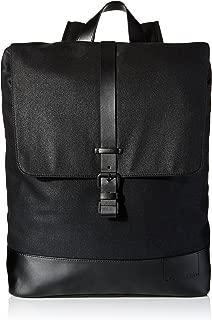 Men's Coated Canvas Backpack