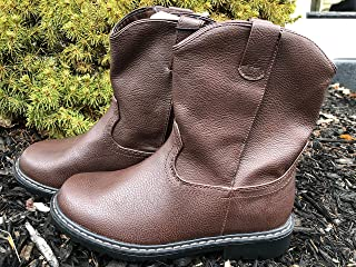 Faded Glory Boys' Pull-On Boot