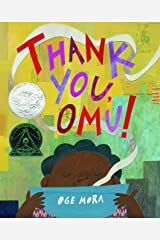 Thank You, Omu! Hardcover