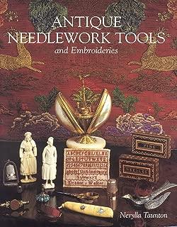 antique textile tools