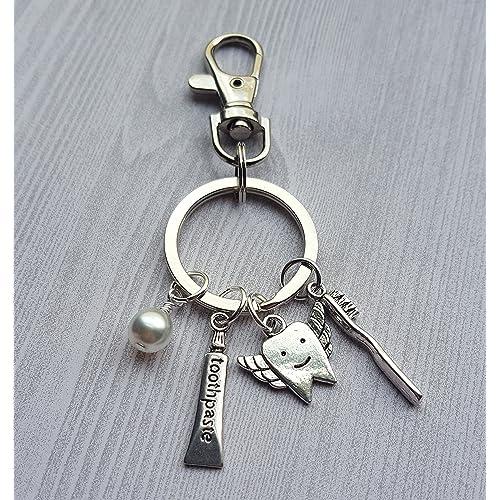 Dental Keychain: Amazon com