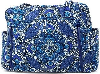 Vera Bradley Baby Bag in Blue Tapestry