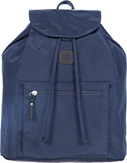 Bric's X Travel Classic Backpack, Denim, One Size