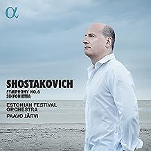 Shostakovich: Sinfonia Nº 6 / P.Jarvi