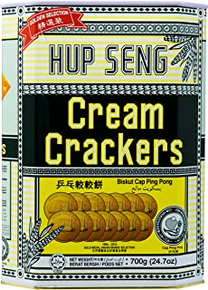 HUP SENG Cream Cracker, 700g