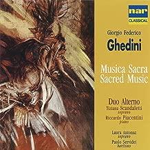 Quattro duetti su testi sacri: No. 4, Assumpta est Maria in coelum