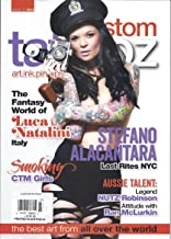 Custom Tattooz Magazine Issue 23 (Quarterly Magazine)