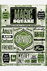 The Magic Square - Tricking Your Way to Mental Superpowers (Faking Smart Book 3) (English Edition) eBook Kindle