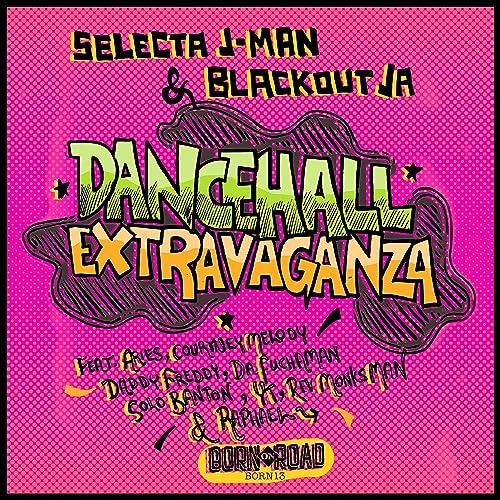 Ninja Mi Ninja by Aries & Blackout JA feat. Courtney Melody ...