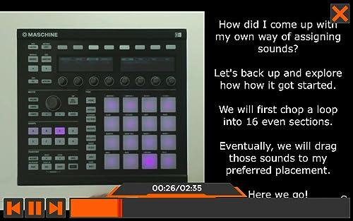 『Maschine Virtuosity - Finger Drumming by Ask.Video』の2枚目の画像