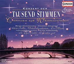 Christmas Choral Concert - Handel, G.F. / Mozart, W.A. / Bach, J.S. / Praetorius, M. / Gruber, F.X. / Bach, J.C.F. / Adam, A.
