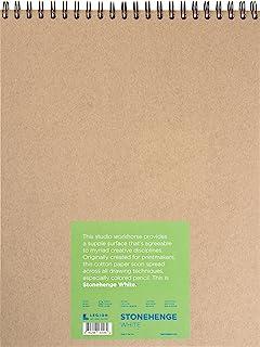 Stonehenge PAPER 11X WHITE 90LB, One Size