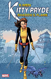 kitty pryde shadow and flame