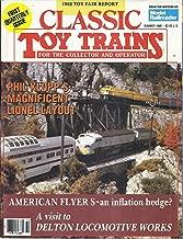 Classic Toy Trains Magazine (Summer 1988 - Phil Klopp's Magnificent Lionel Layout)