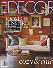 Best Elle Decor Magazine December 2012 (Rooms to Inspire!) Review