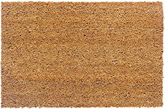 friends Keira FS01010 Coconut Doormat for Indoor Use, Natural, 50 x 80 cm