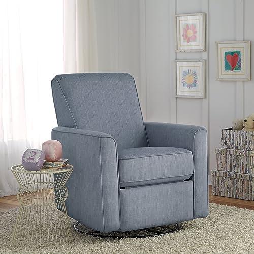 Pleasing Small Swivel Rocker Recliner Amazon Com Bralicious Painted Fabric Chair Ideas Braliciousco