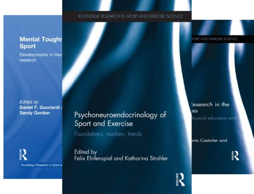 Routledge Research in Sport and Exercise Science (24 Book Series)