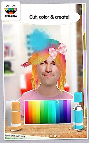 『Toca Hair Salon Me』の3枚目の画像