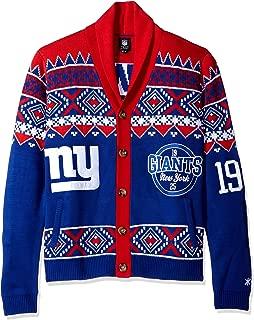 ny giants christmas sweater