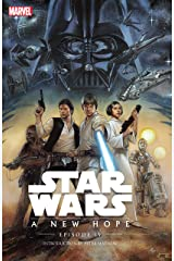 Star Wars: Episode IV - A New Hope (Star Wars Remastered) Kindle Edition