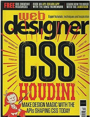 Web Designer Magazine Issue 293 2019 CSS Houdini