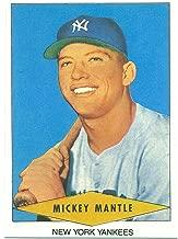 1954 Red Heart Mickey Mantle Reprint - New York Yankees - Baseball Card