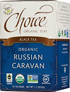 caravan tea