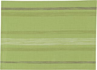 Now Designs Twister Placemats, Green, Set of 4